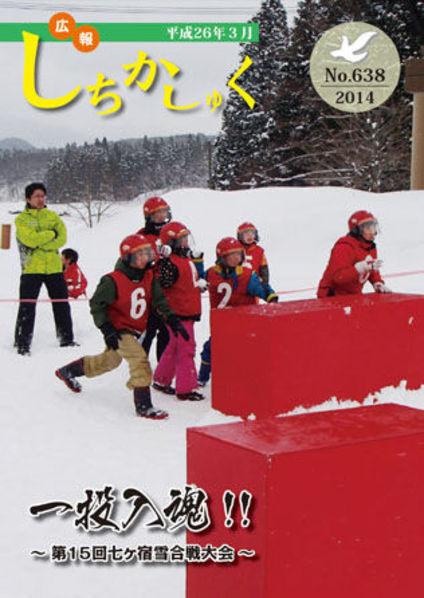 ●一投入魂!! ~第15回七ヶ宿雪合戦大会~
