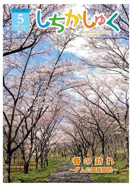 春の訪れ ~ダム公園桜開花~